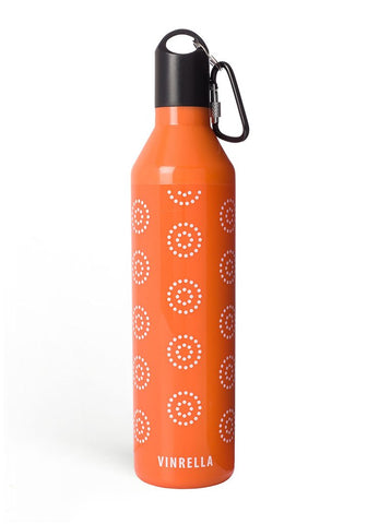 Melon Burst Water Bottle Umbrella