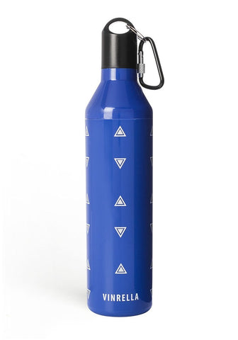 Purple Gem Water Bottle Umbrella
