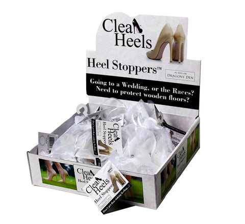 Clean Heels  - 20 Mixed Pairs