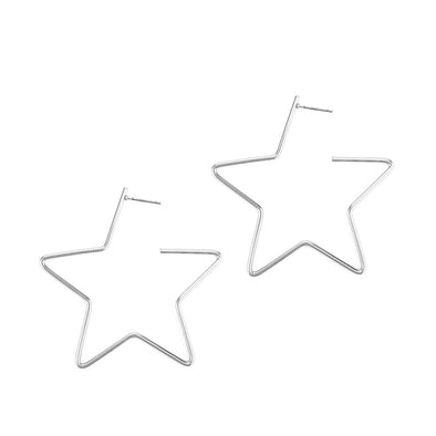Until then Star Earrings - Multiple Colors