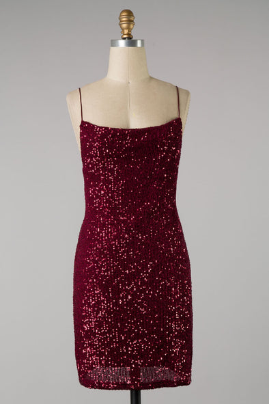 Very Special Sequin Dress