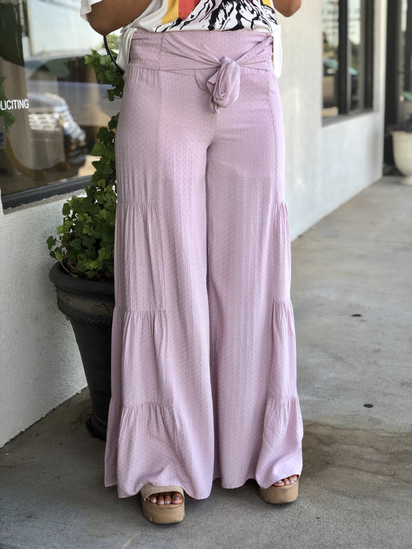 Different Places Palazzo Pants
