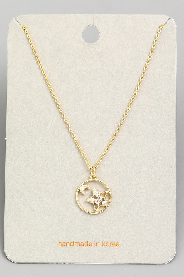 Beautiful Time Necklace