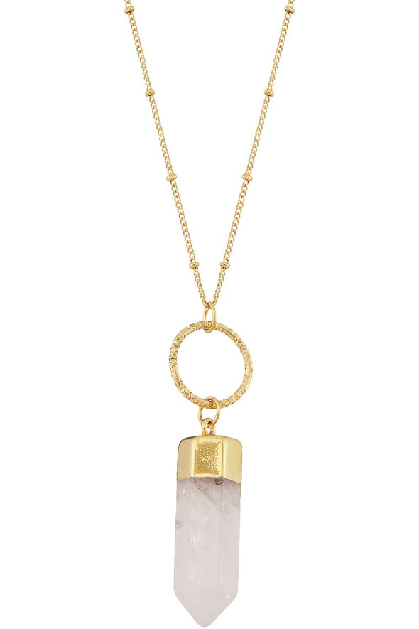 Bet On It Pendant Necklace