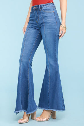 Come with Me Super Flare Jeans