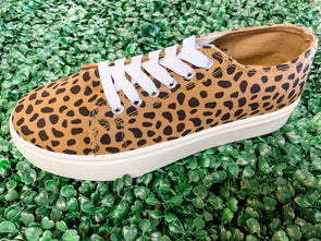Novel Cheetah Sneakers