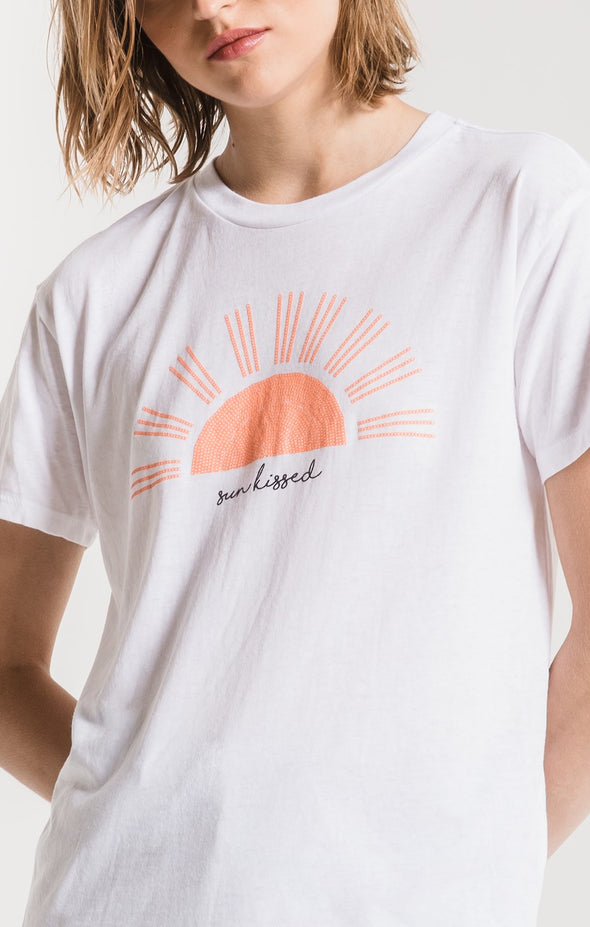 The Sunkissed Boyfriend Tee