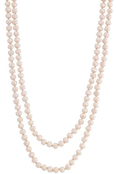 Layered Perfection Necklace - Multiple Colors