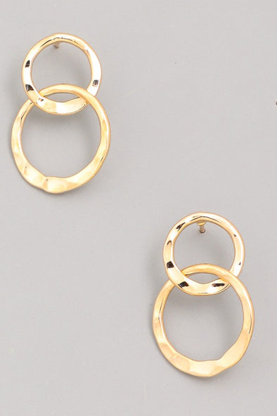 Linked to Me Earrings