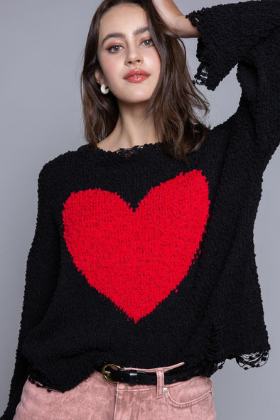 Heart You Sweater