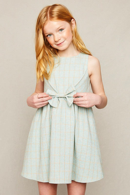 faa3a8f18 Sweet Charm Bow Dress - Tween – Chatter Boutique