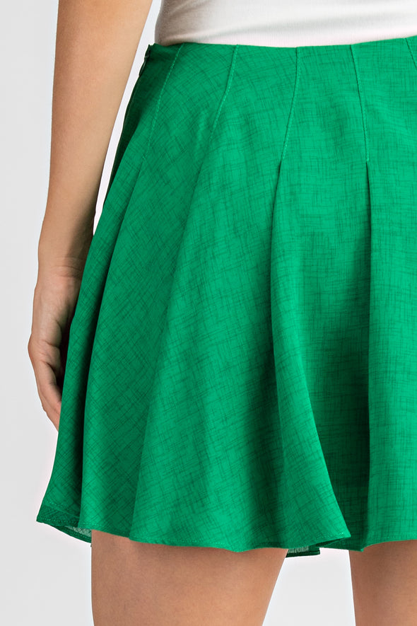 Emerald Eyes Skirt