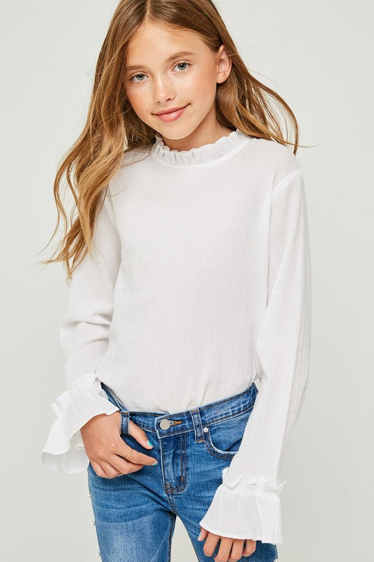 Modern Day Princess Top - Tween