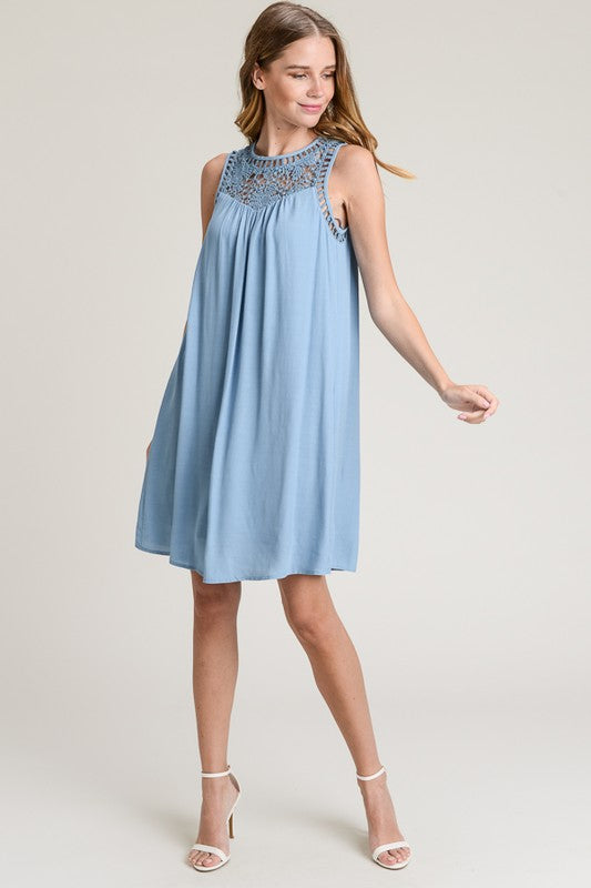 Clear Escape Dress