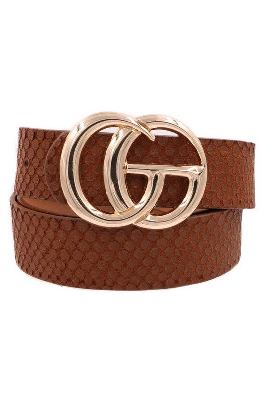 Way to Go Belt - Multiple Colors