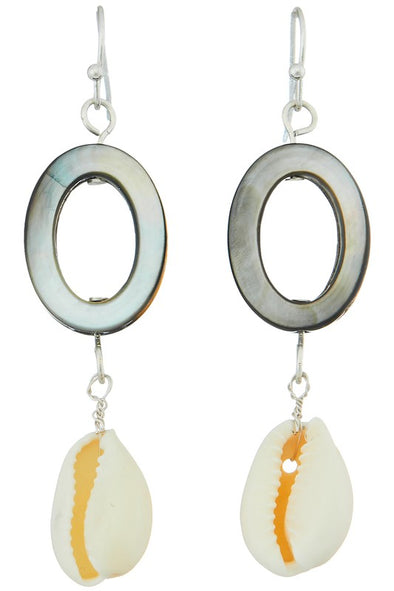 Seashells By the Shore Earrings