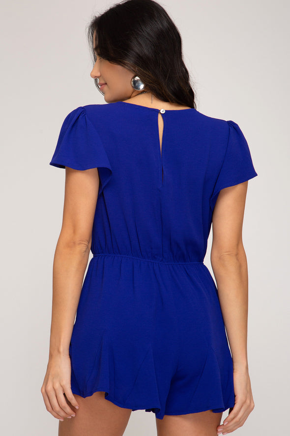 Royal Occasion Romper