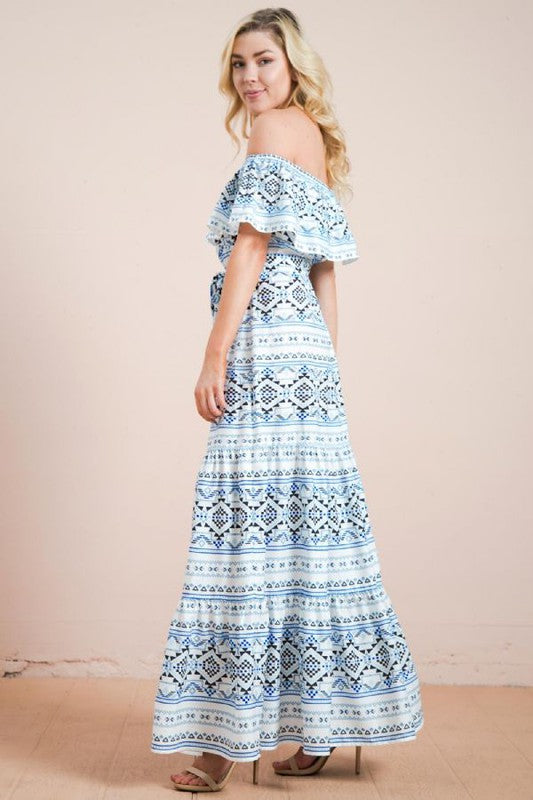 Made For This Maxi Dress