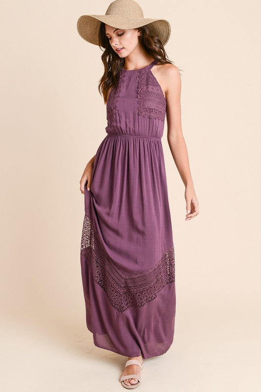 Dream of Paradise Maxi Dress