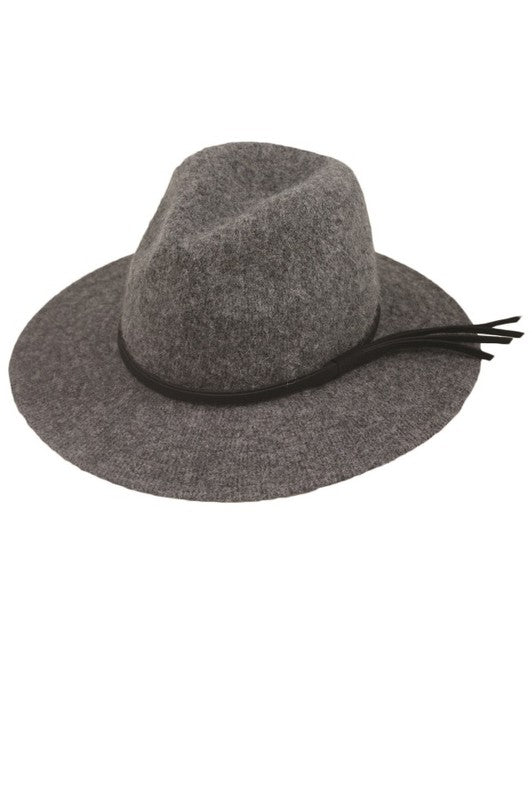 Classic Wool Panama Hat - Multiple Colors