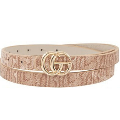 Just Want This Belt - Multiple Colors