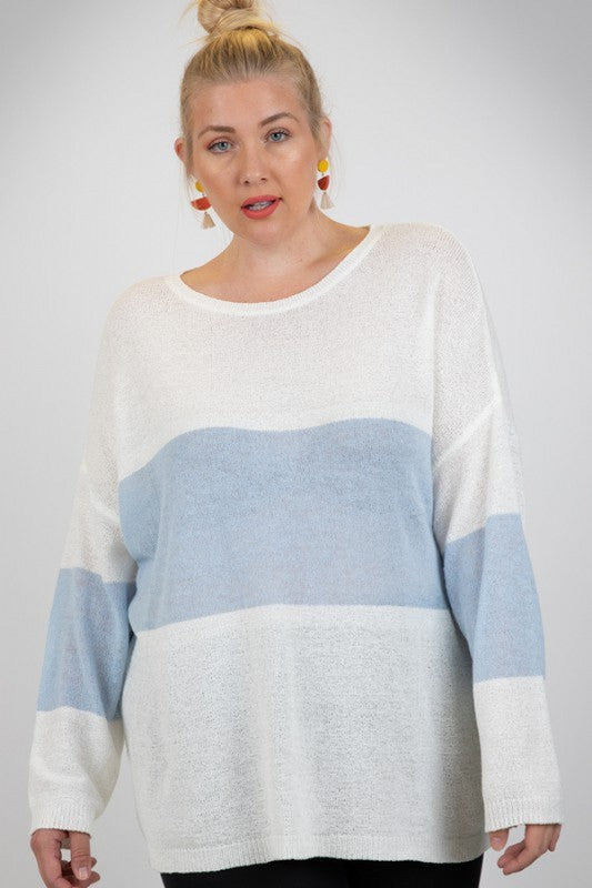 Warm Up Ready Top - Plus Size