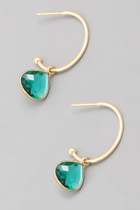 Fallen For Love Earrings