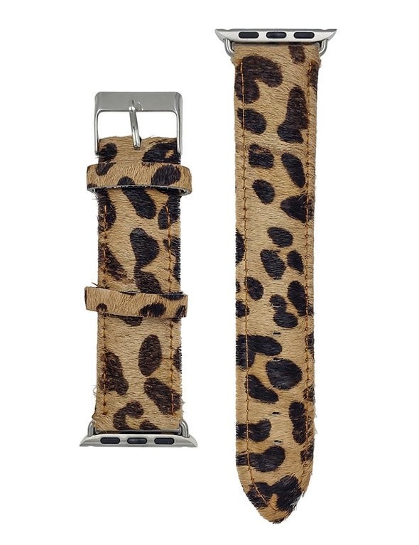Can't Have This Cheetah Print Watch Band