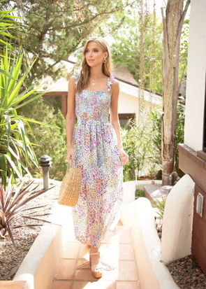 Looking for Adventure Maxi Dress