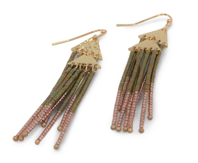 Erimish Earrings - 107
