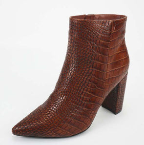 Bellflower Crocodile Bootie