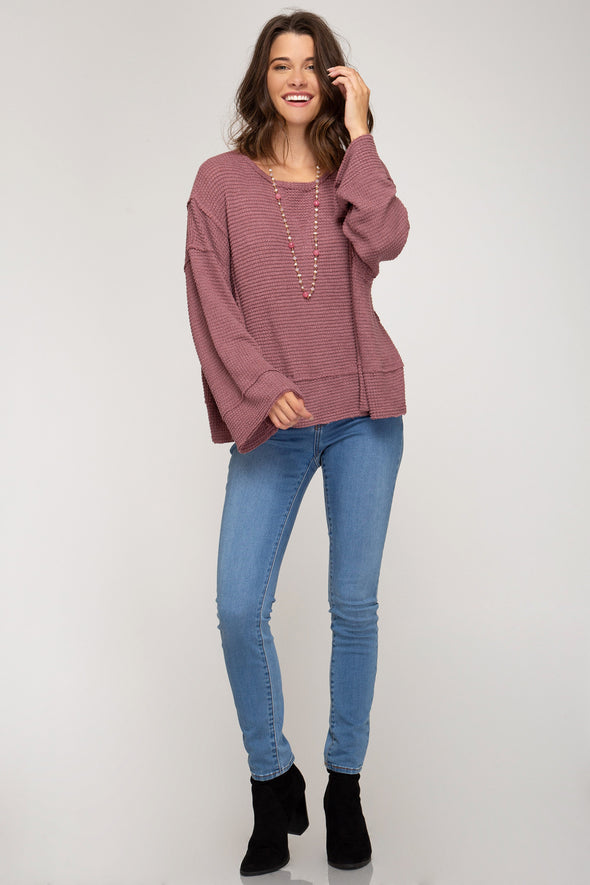 Cozy Time Thermal Top