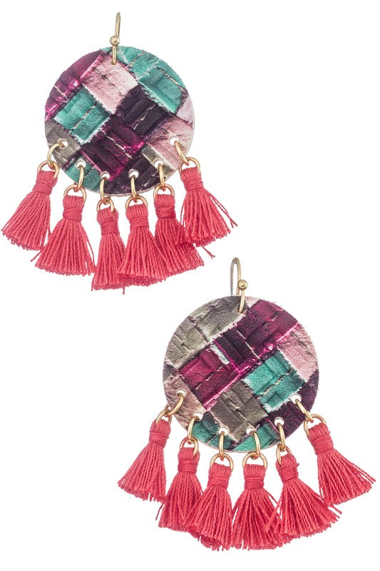 Ready to Party Earrings - Multiple Colors