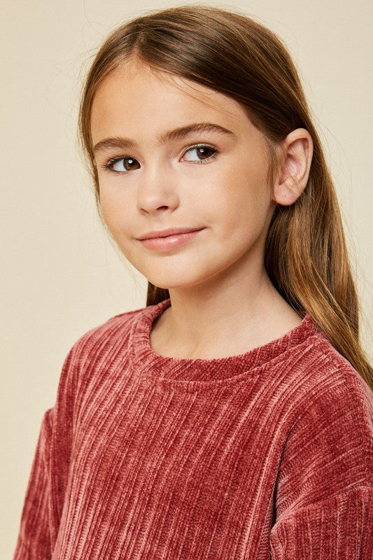 Stay Cozy Sweater - Tween