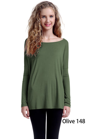 Close to Perfect Piko Top - Olive