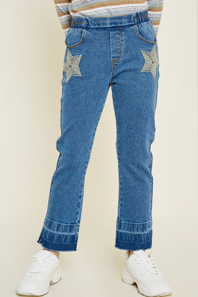 Born A Star Jeans - Tween