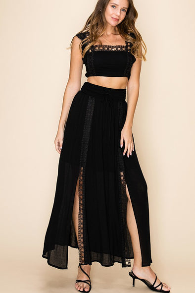 Made For This Maxi Skirt