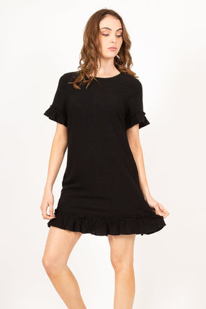 Classic Moments Mini Dress