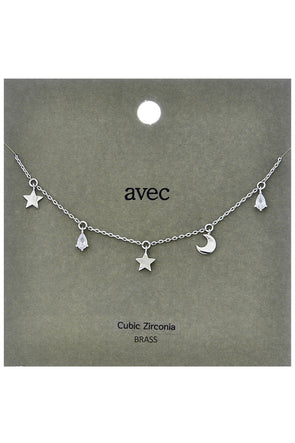 Space Me There Necklace
