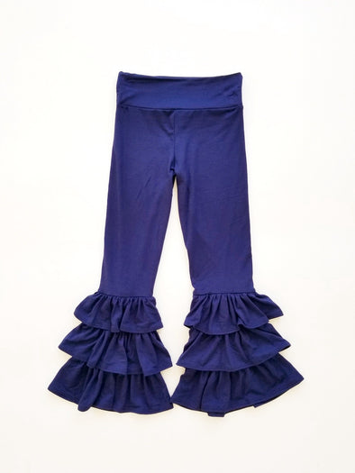 Where She Walks Ruffle Pants - Tween