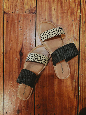Cheetah Print Slide
