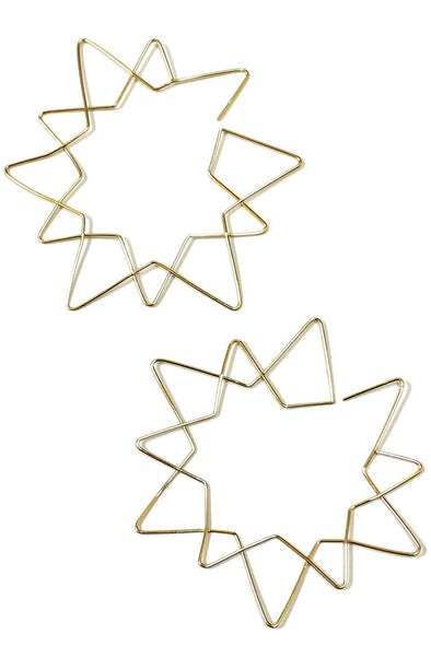 Reach For The Stars Earring