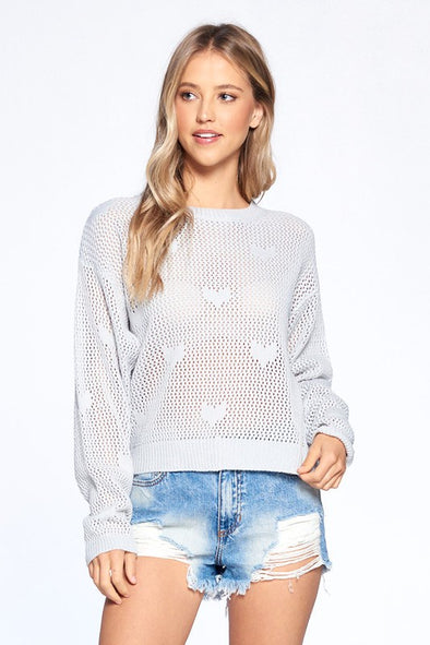 Hearts For Days Sweater