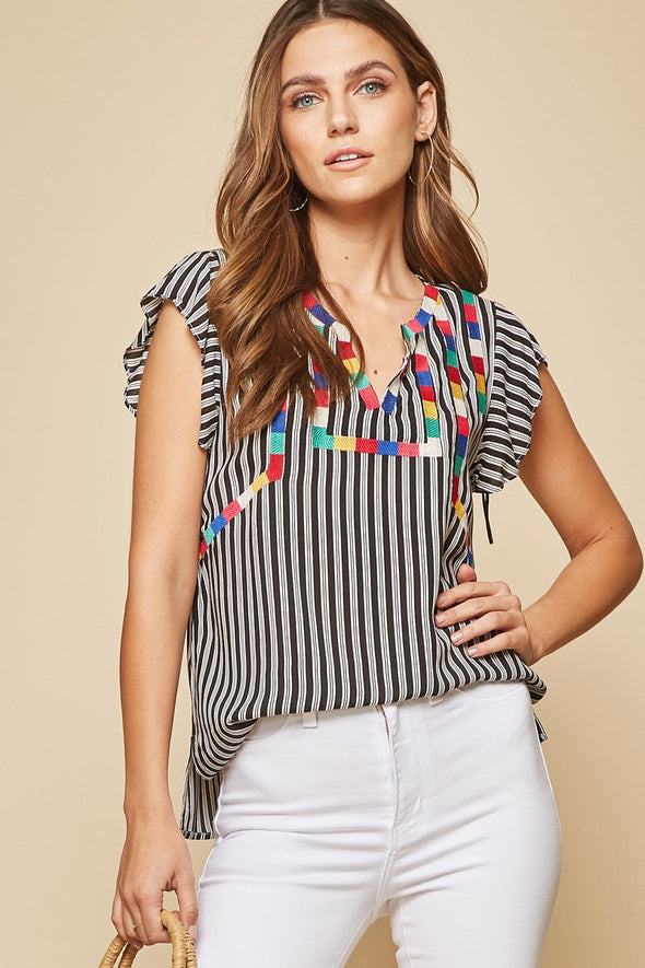 Meant To Be Flutter Top