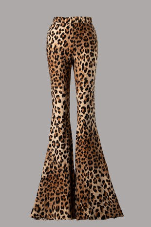 Happy Now Leopard Pants