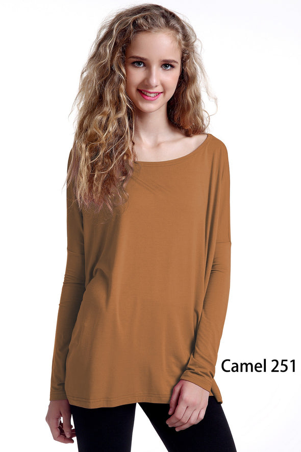 Close to Perfect Piko Top - Camel