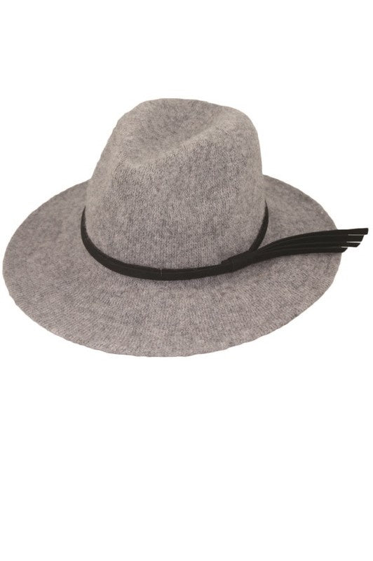Made For This Wool Hat - Grey