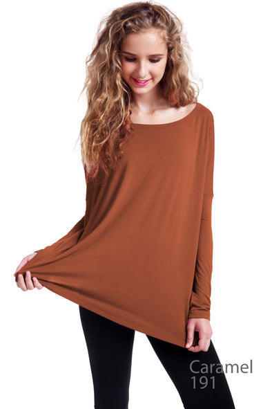 Close to Perfect Piko Top - Caramel
