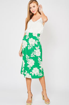Vacation State of Mind Skirt