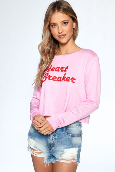 Heart Breaker Graphic Tee